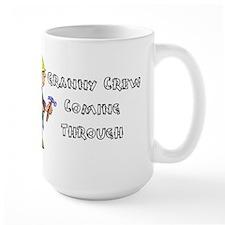 Construction Granny Mug