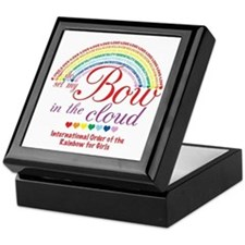 IORG-Bow in the Cloud Keepsake Box