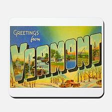 Vermont VT Mousepad