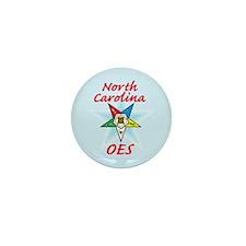 North Carolina Eastern Star Mini Button (100 pack)