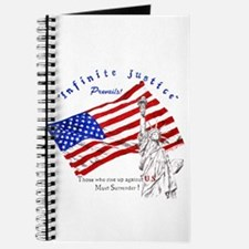 "Patriotic ""Infinite Justice"" Journal"