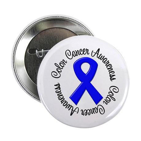 "Colon Cancer 2.25"" Button"