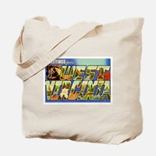 Washington WA Tote Bag