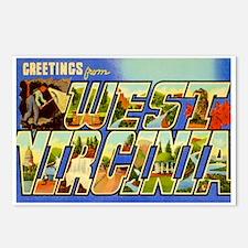 Washington WA Postcards (Package of 8)