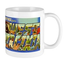 Washington WA Mug