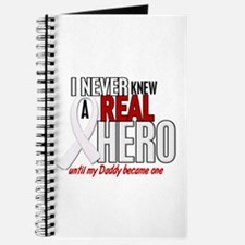 Never Knew A Hero 2 PEARL (Daddy) Journal