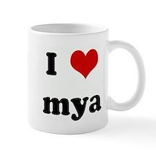 I Love mya Mug