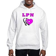 LPN Nurses Care Hoodie