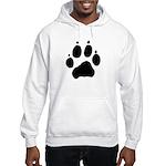 Wolf Paw Hooded Sweatshirt