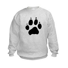 Wolf Paw Sweatshirt