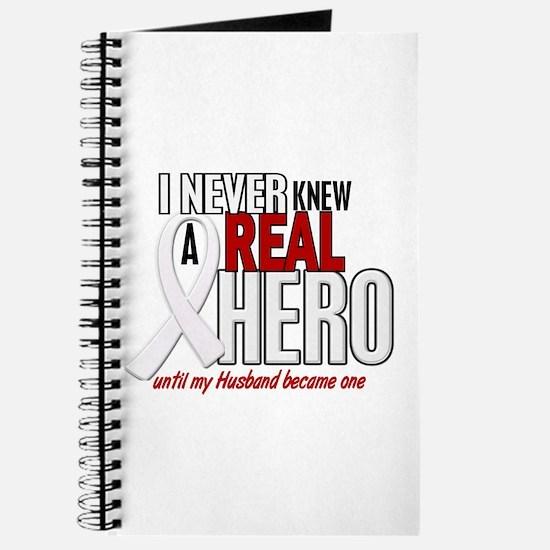 Never Knew A Hero 2 PEARL (Husband) Journal