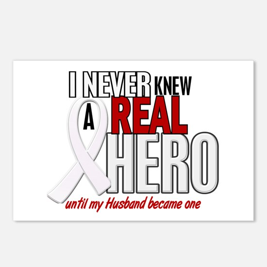 Never Knew A Hero 2 PEARL (Husband) Postcards (Pac