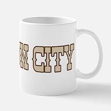 suisun city (western) Mug