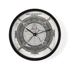 Cute Apparatus Wall Clock