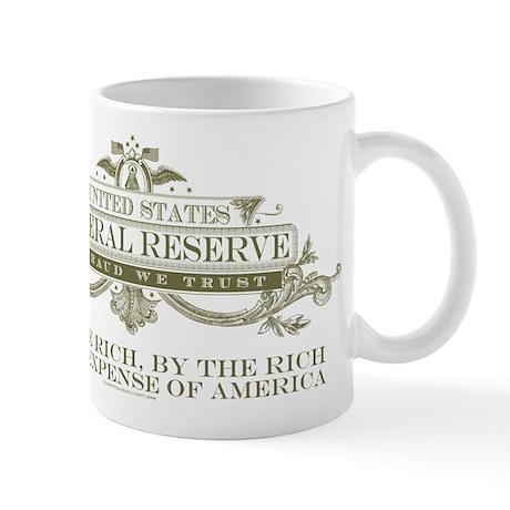 Federal Reserve Mug