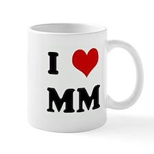 I Love MM Mug