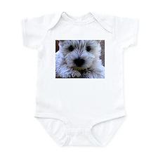 West Highland White Terrier Infant Bodysuit