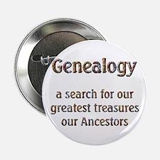 Genealogy Treasures Button