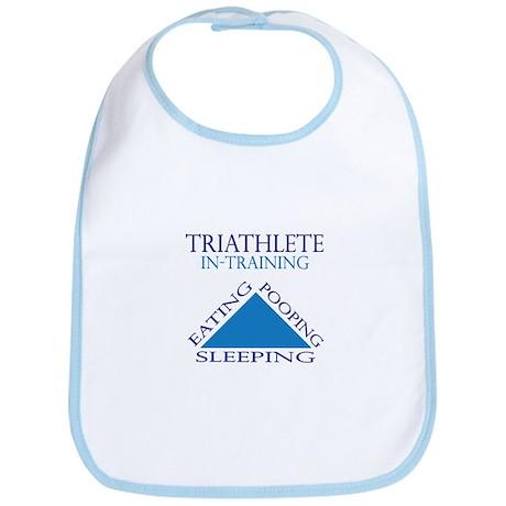 Baby Triathlete Bib