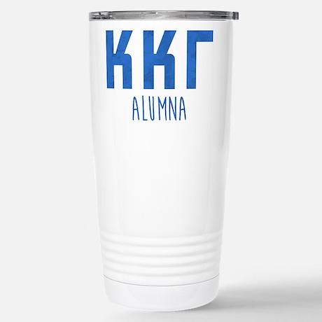 Kappa Kappa Gamma Alumna Travel Mug