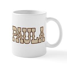 santa paula (western) Mug
