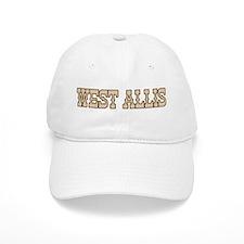 west allis (western) Baseball Cap