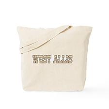west allis (western) Tote Bag