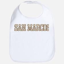 san marcos (western) Bib