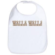 walla walla (western) Bib