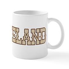 vineland (western) Mug