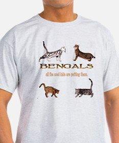 Bengals: all the cool kids ar T-Shirt