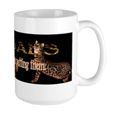 Bengals: all the cool kids ar Mug