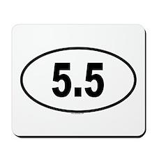 5.5 Mousepad