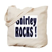Shirley Rocks ! Tote Bag