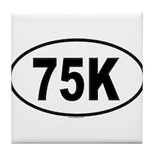 75K Tile Coaster