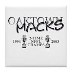 MACK$ Tile Coaster
