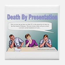 Funny Excel Tile Coaster