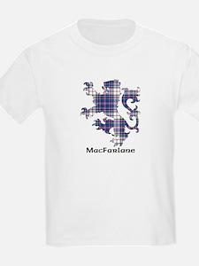 Lion-MacFarlane dress T-Shirt