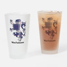 Lion-MacFarlane dress Drinking Glass