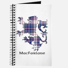 Lion-MacFarlane dress Journal