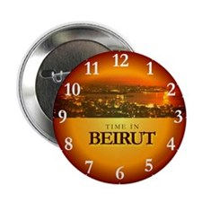 Time in Beirut Button
