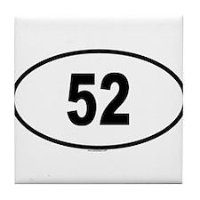 52 Tile Coaster