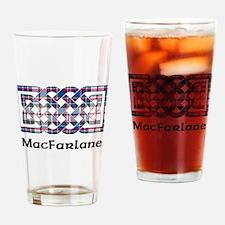 Knot-MacFarlane dress Drinking Glass