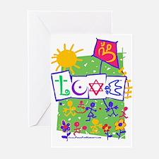 Kids LOVE Playground Greeting Cards (Pk of 10)