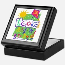 Kids LOVE Playground Keepsake Box