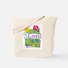 Kids LOVE Playground Tote Bag