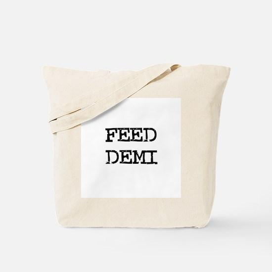 Feed Demi Tote Bag