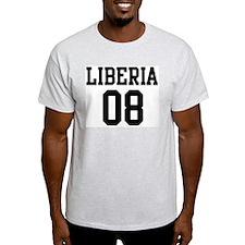 Liberia 08 T-Shirt