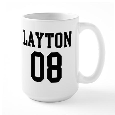 Layton 08 Large Mug