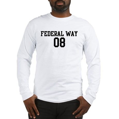 Federal Way 08 Long Sleeve T-Shirt